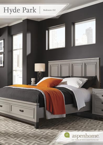 Hyde Park Bedroom (GRY) Catalog Icon