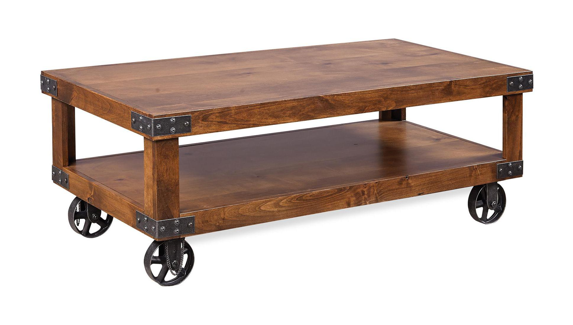 Industrial Cocktail Table DN